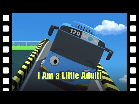 📽I am a little adult! l Tayo's Little Theater #8 l Tayo the Little Bus