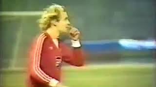 Dinamo Kiev vs Hamburger SV MAGATH 1982 1983