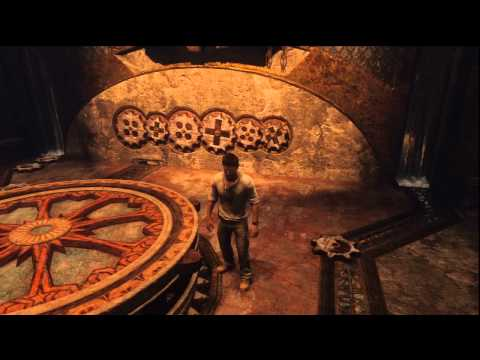 Uncharted 3 gear puzzle chapter 11 as above so below for Uncharted 3 mural puzzle