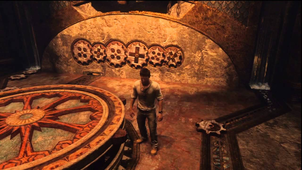 Uncharted 3 Cogs Puzzle Youtube