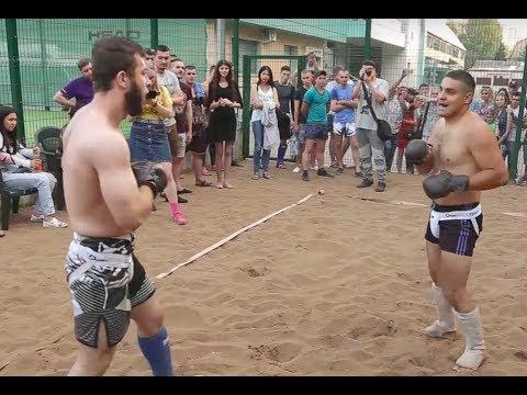 Тайсон из Уфы против Джасура