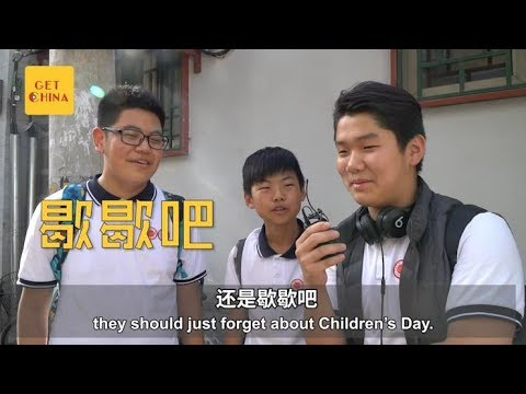 How China's post-2000s see adults who love celebrating Children's Day?