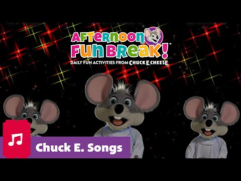 Out of This World   Chuck E. Cheese Songs