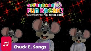 Out of This World | Chuck E. Cheese Songs