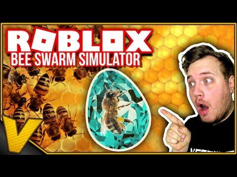 VERCINGER FÅR LEGENDARY BI 🐝 :: Bee Swarm Simulator Ep. 2 - Roblox Dansk