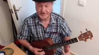 MALT AND BARLEY BLUES ukulele cover
