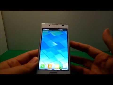 LG Optimus L7 - Unbox e análise