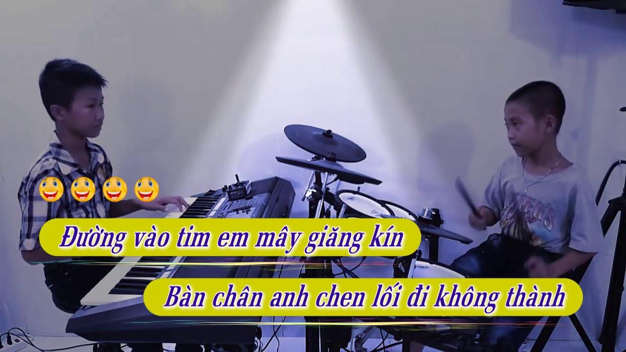 Người Tình Mùa Đông [ Hòa Tấu có lời Cha Cha Cha ] - Nhạc Sống PHONG BẢO