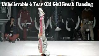 Unbelievable 6 Year Old Girl Break Dancing(Learn how to dance in popping, animation, robot, and dubstep in our premium 60 minute dance tutorials packages ItsMRich Package #1 ..., 2013-03-05T04:48:13.000Z)