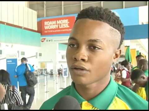 Reggae Boyz off to Martinique - TVJ Prime Time Sports - June 19 2017