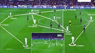 Real Madrid Under Zidane ● Amazing Team Work Goals & Counter Attack | (2016-2018)