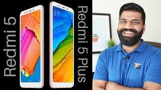 Xiaomi Redmi 5 & Redmi 5 Plus - Value in Budget? My Opinions