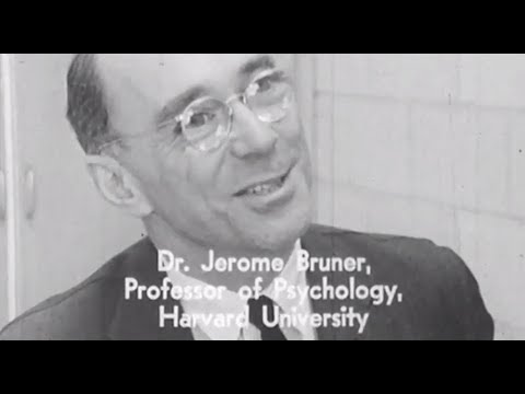 Jerome Bruner on Discovery Learning