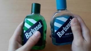 Бритье. Обзор на американские лосьоны после бритья Barbasol Brisk и Barbasol Pacific Rush. Review!