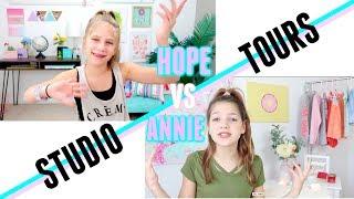 DIY Home Studio Tour | Annie v Hope