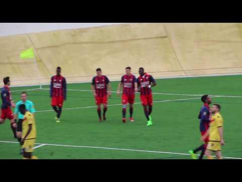 Cfa2 (Groupe B) : Résumé de la Rencontre Stade Malherbe de Caen (b) - Le Mans FC