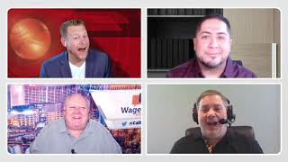 College Basketball Picks and Predictions | WagerTalk's Happy Hour Tip-Off Show for Tuesday, Jan 12