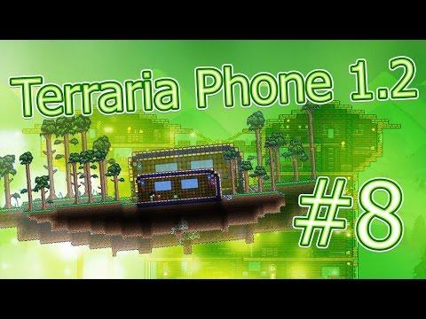 видео: lp. terraria phone #8 (2 островка и почти островок)