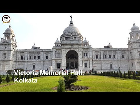Victoria Memorial Museum in Kolkata, India, Vlogs #11 Desi Munde