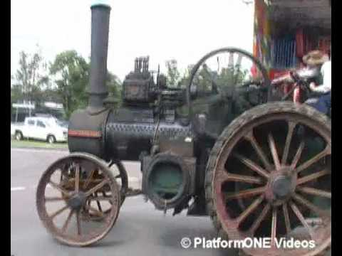 HQ: Steam road engines & Steam Trucks (9.3MB)