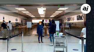 How Apple Is Reopening Its Retail Stores During COVID-19