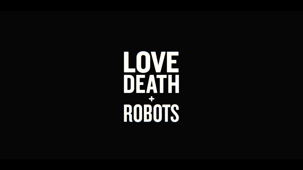 Image result for Love, Death and Robots Poster