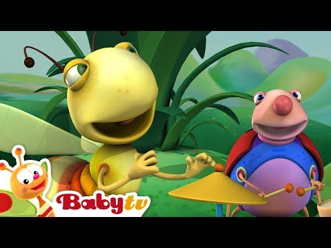 Best of BabyTV # 3 - Big Bugs Band and more