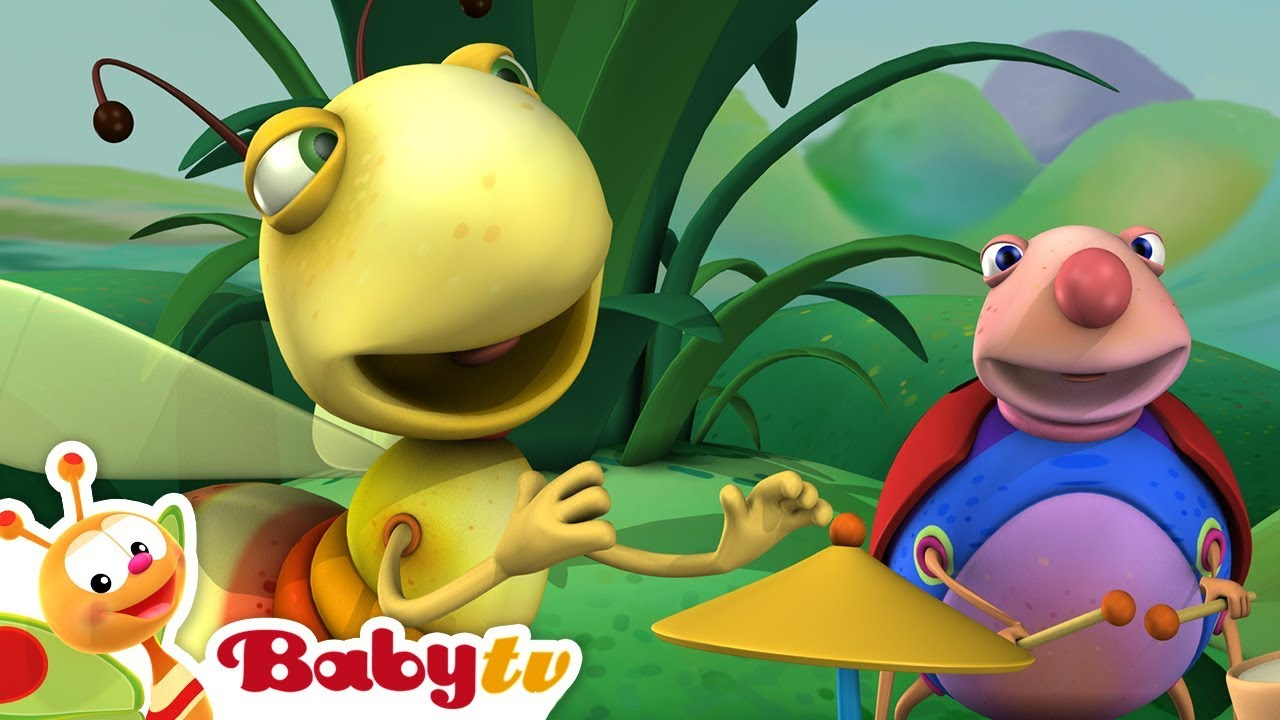 Download Best of BabyTV #3 | Big Bugs Band and more | BabyTV