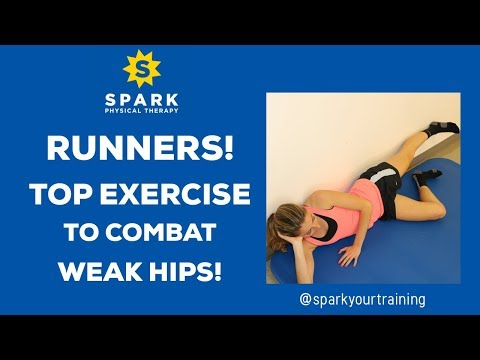 Hip Strengthening Exercise- Wallingford CT- SPARK Physical Therapy: Gluteus Medius