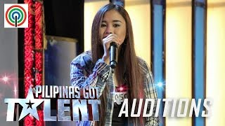Pilipinas Got Talent Season 5 Auditions: Binibining Beats - Female Beatboxer