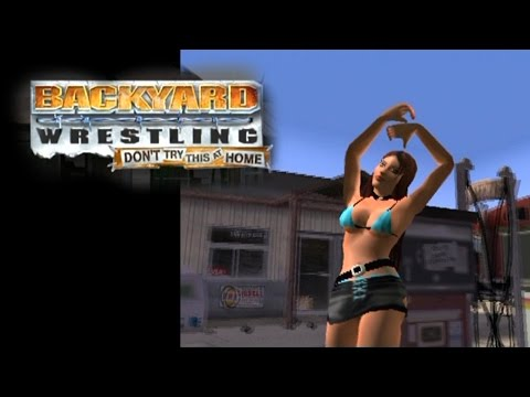 Backyard Wrestling: Don't Try This at Home ... PS2