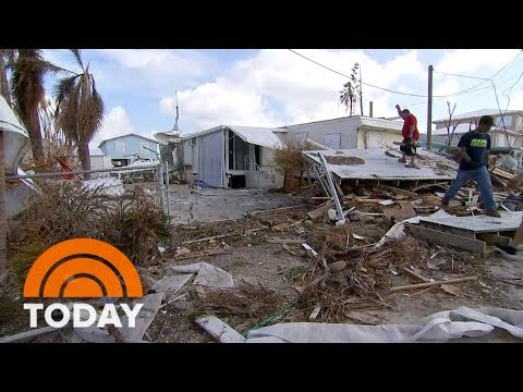 Hurricane Maria: Puerto Rico And Caribbean Brace For Impact   TODAY