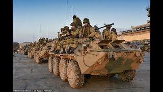 Військова операція ЗС РФ в Сирії. Підсумки в цифрах.