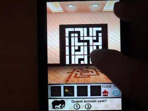 Soluzione livello 79 100 floors iphone ipod ipad youtube for 100 floors floor 79