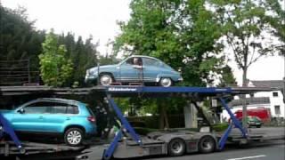 Доставка машины на автовозе в Москву Авто из Германии(, 2011-04-25T13:29:31.000Z)