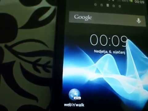 Sony Ericsson Xperia X10 Unlock Pattern Code Free Download