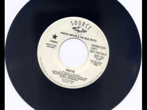 Harold Melvin & The Blue Notes-Prayin'.wmv