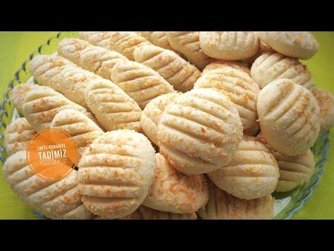 shortening Free, Non-frying, Delicious Cookie Recipe