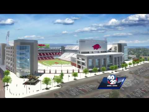 Ask Kelly: Will Razorback Stadium construction finish before the Red/White Game?