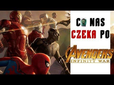 Co nas czeka po Avengers: Infinity War? [Ft. Łukasz Stelmach]