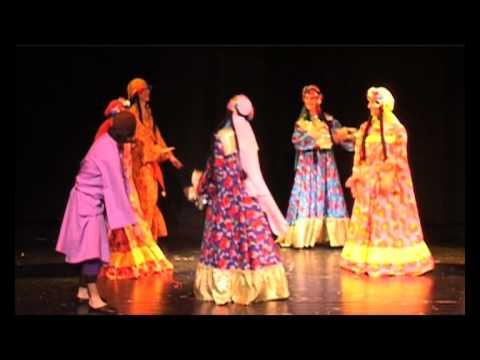 IN PRINCIPIO ERA LA DONNA (spettacolo del 23 maggio 2010)