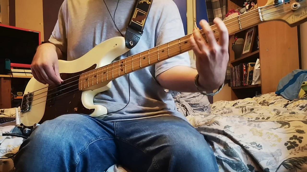 The Tuxedo Way- Tuxedo Bass Cover