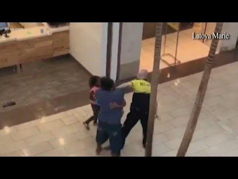 Crime: Hulen Mall security guard fired after struggle with