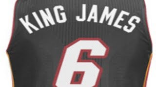 NBA Jersey Collection - Nicknames?