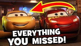 CARS 3 Easter Eggs & Everything YOU MISSED!