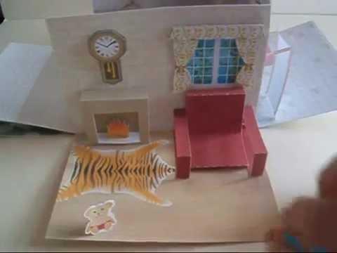 artournadre maison de poupee pop youtube. Black Bedroom Furniture Sets. Home Design Ideas