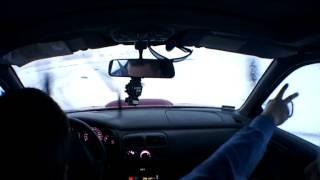 Snowmania z driveartem 7.02.2013 d_k & Subaru Impreza GT Tor Lublin