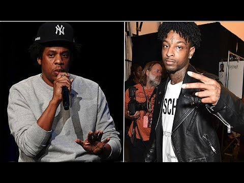 BREAKING: Jay Z Hops In Non Roc Nation Affair, Hires A Lawyer To Get 21 Savage Away From ICE ASAP Mp3
