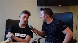 Intervista ad Einar di Amici17 - FORMUSIC TV