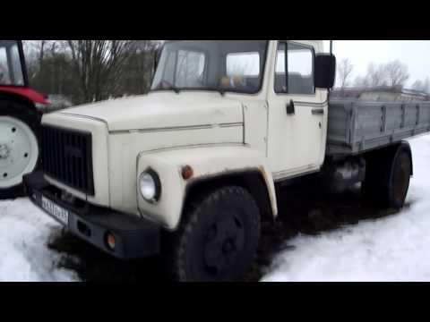 Советы при покупке ГАЗ 3307//3309//немного о тракторах и поздравление